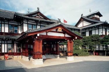 Nara Hotel: Außen NARANARA - NARA PREFECTURE