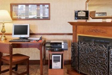 Hotel Quality Inn Nashville Downtown - Stadium: Außen NASHVILLE (TN)