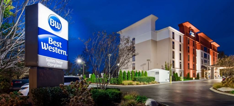 Hotel Best Western Suites Near Opryland: Exterior NASHVILLE (TN)