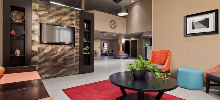 Hotel Best Western Suites Near Opryland: Lobby NASHVILLE (TN)