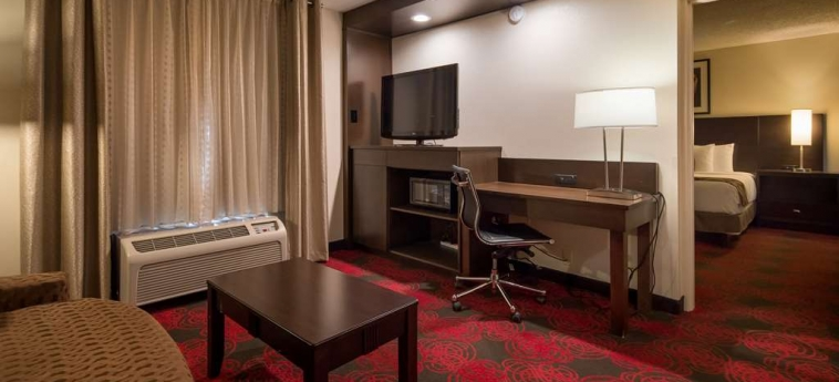 Hotel Best Western Suites Near Opryland: Suite Room NASHVILLE (TN)