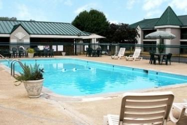 Hotel Best Western Music City Inn: Piscina Esterna NASHVILLE (TN)