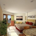 Hotel Delphia Marsallis Residence Flat