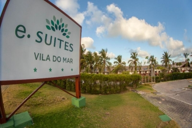 Hotel E.suites Vila Do Mar: Exterieur NATAL