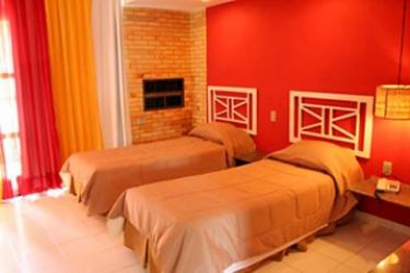 Hotel E.suites Vila Do Mar: Bedroom NATAL