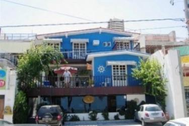 Hotel Rosa Nautica: Esterno NATAL