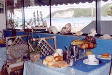 Hotel Rosa Nautica: Sala Colazione NATAL