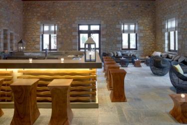 Hotel The Westin Resort, Costa Navarino: Bar NAVARINO COAST - PYLOS - NESTORAS
