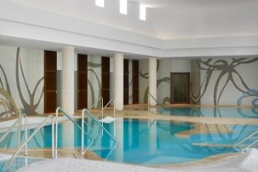 Hotel The Westin Resort, Costa Navarino: Indoor Swimmingpool NAVARINO COAST - PYLOS - NESTORAS