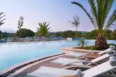 Hotel The Westin Resort, Costa Navarino: Outdoor Swimmingpool NAVARINO COAST - PYLOS - NESTORAS