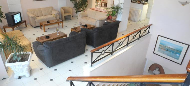 Hotel Coronis: Lobby NAXOS