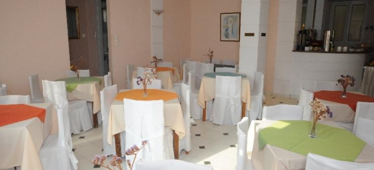 Hotel Coronis: Restaurant NAXOS
