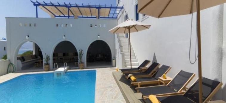 Hotel Semeli: Exterior NAXOS