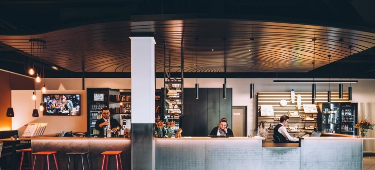 Vienna House Easy Neckarsulm: Reception NECKARSULM