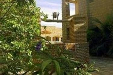 Hotel Caravanserail: Garden NEFTA