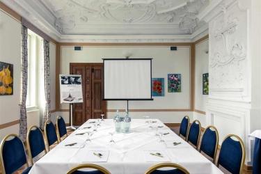 Hotel Golden Tulip Schloss Neustadt-Glewe: Sala de conferencias NEUSTADT - GLEWE