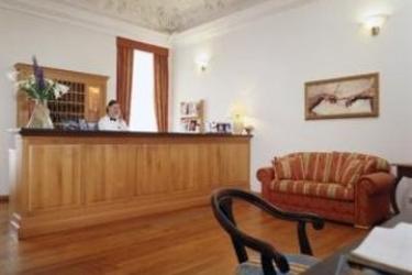 Hotel Golden Tulip Schloss Neustadt-Glewe: Lobby NEUSTADT - GLEWE