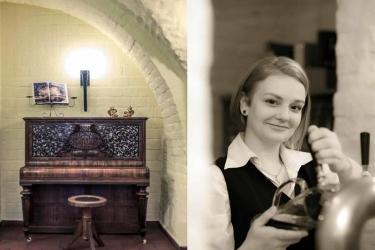 Hotel Golden Tulip Schloss Neustadt-Glewe: Bar NEUSTADT - GLEWE