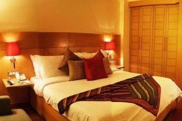 Hotel The Residence: Chambre de Luxe NEW DELHI