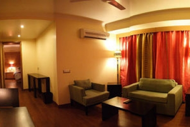 Hotel The Residence: Chambre Suite NEW DELHI