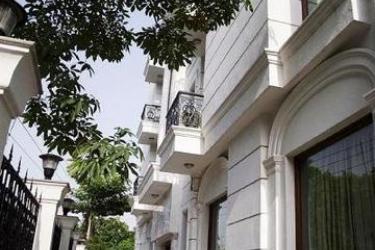 Hotel The Residence: Extérieur NEW DELHI