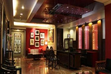 Hotel The Residence: Exterieur NEW DELHI