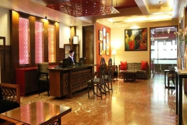 Hotel The Residence: Lobby NEW DELHI