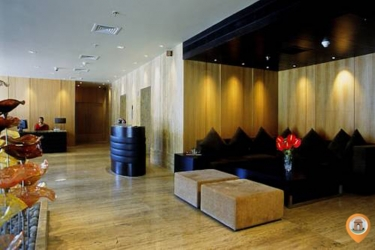 Svelte Hotel & Personal Suites: Lobby NEW DELHI
