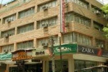 Hotel Bb Palace: Extérieur NEW DELHI
