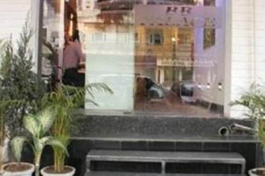 Hotel Bb Palace: Exterieur NEW DELHI