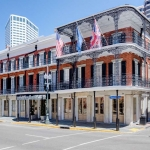Hotel St James New Orleans