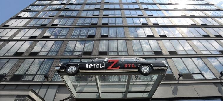 Z New York Hotel: Außen NEW YORK (NY)