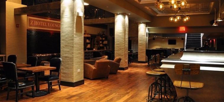 Z New York Hotel: Bar NEW YORK (NY)