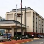 Hotel Hampton Inn Newark-Airport