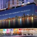 NEW YORK MARRIOTT MARQUIS 4 Etoiles