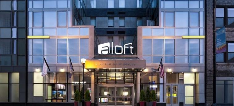 Hotel Aloft New York Brooklyn: Außen NEW YORK (NY)