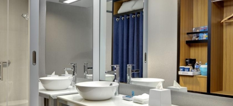 Hotel Aloft New York Brooklyn: Badezimmer NEW YORK (NY)