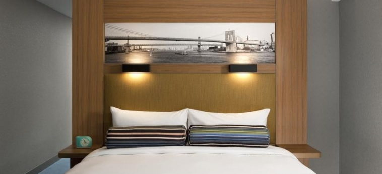 Hotel Aloft New York Brooklyn: Doppelzimmer  NEW YORK (NY)