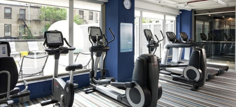 Hotel Aloft New York Brooklyn: Fitnesscenter NEW YORK (NY)