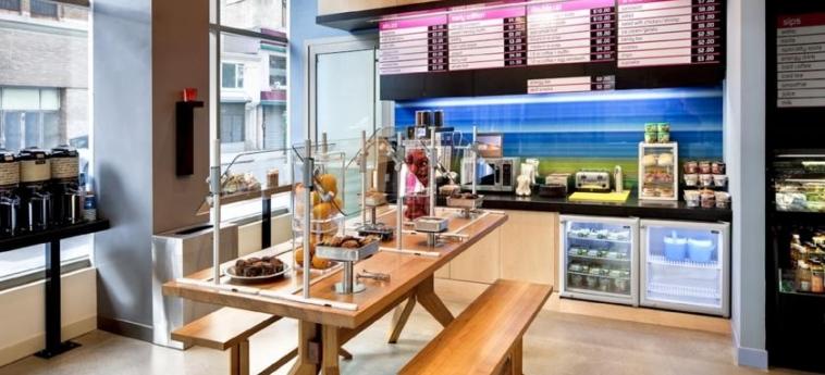 Hotel Aloft New York Brooklyn: Frühstücksraum NEW YORK (NY)