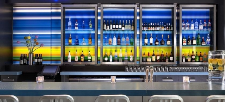 Hotel Aloft New York Brooklyn: Innen Bar NEW YORK (NY)