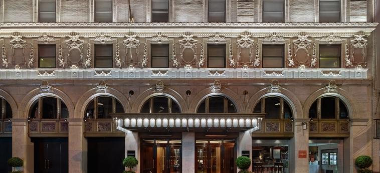 Hotel Paramount: Außen NEW YORK (NY)