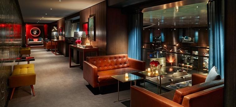 Hotel Paramount: Lounge Bar NEW YORK (NY)