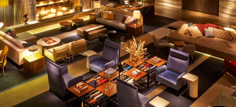 Hotel Paramount: Lounge NEW YORK (NY)