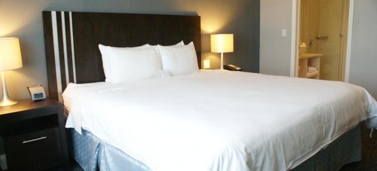 Hotel Wyndham Garden Long Island City Manhattan  View: Chambre NEW YORK (NY)