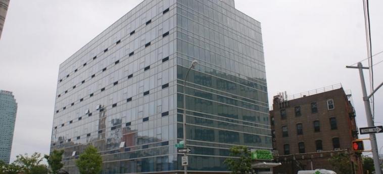 Hotel Wyndham Garden Long Island City Manhattan  View: Extérieur NEW YORK (NY)