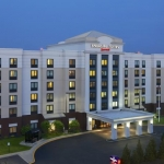 Hotel Springhill Suites By Marriott Newark Liberty International Airport
