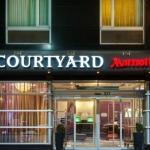 Hotel Courtyard By Marriott New York Manhattan/times Square West