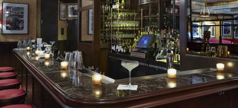 Walker Hotel Greenwich Village: Bar NEW YORK (NY)