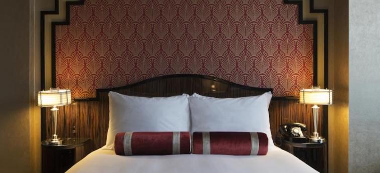 Walker Hotel Greenwich Village: Bedroom NEW YORK (NY)